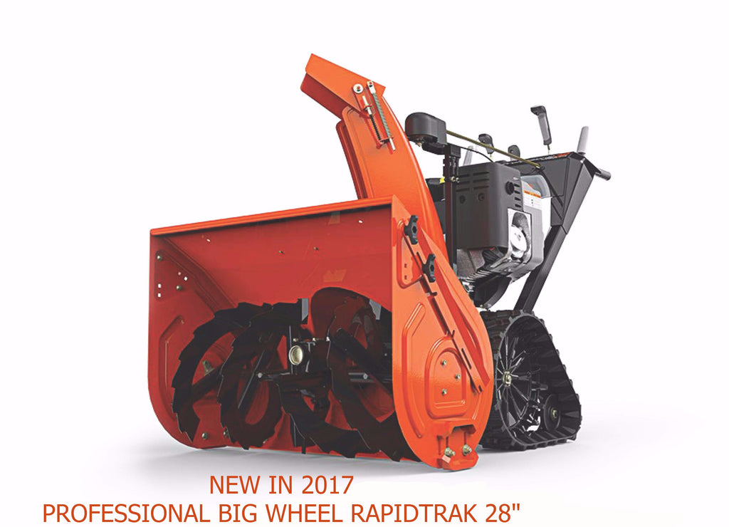 "Ariens Professional Big Wheel RapidTrak (28"") 420cc Two-Stage Snow Blower"