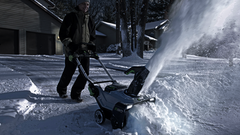 EGO POWER+ SNOW BLOWER WITH PEAK POWER