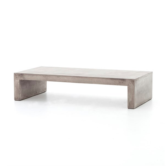 Plateau Concrete Coffee Table