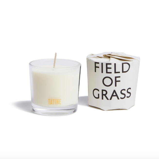 Tatine Votive Candle, Field of Grass