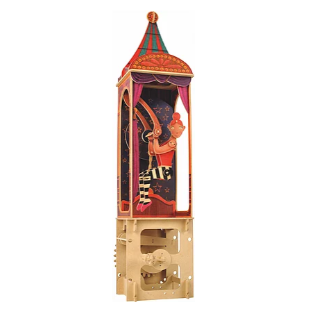 The Acrobat Wooden Automata