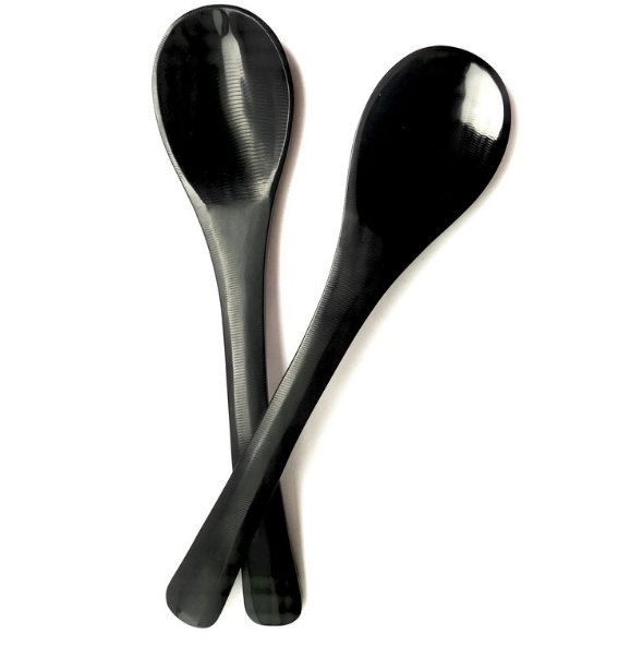 Pair of Resin Serving Spoons