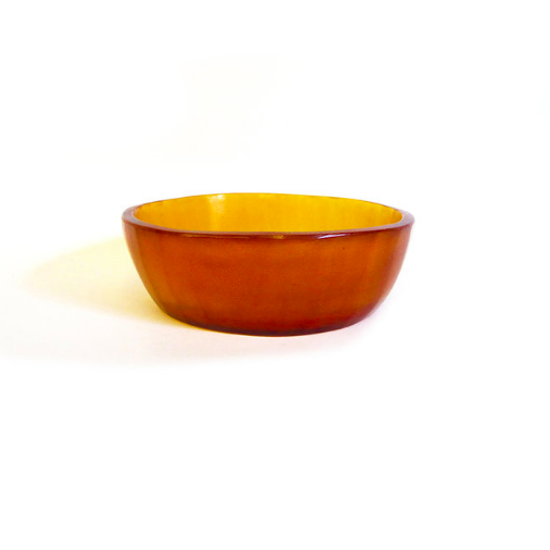Small Resin Serving Bowl