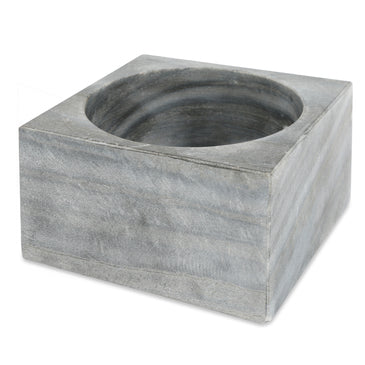 Grey Modernist Bowl, Medium