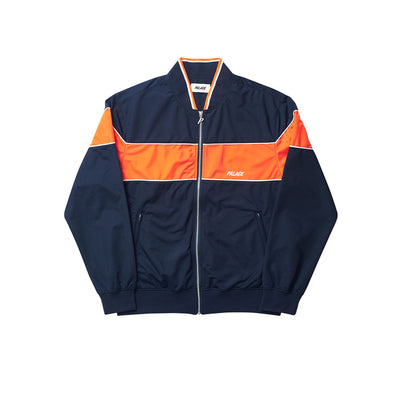 TRACKLINE BOMBER NAVY / ORANGE
