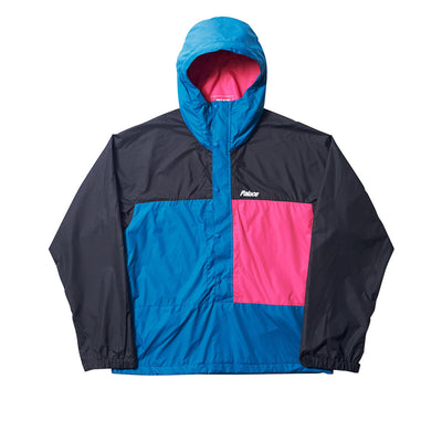 TRUSS PACKER JACKET BLACK / TEAL