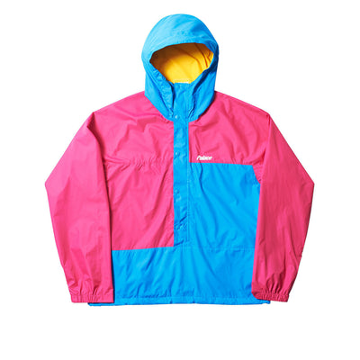TRUSS PACKER JACKET BLUE / PINK