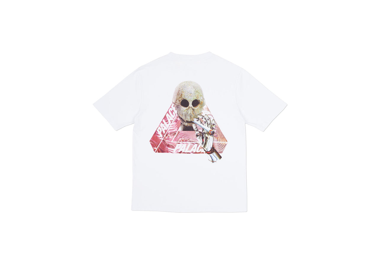 SKELEDON T-SHIRT WHITE