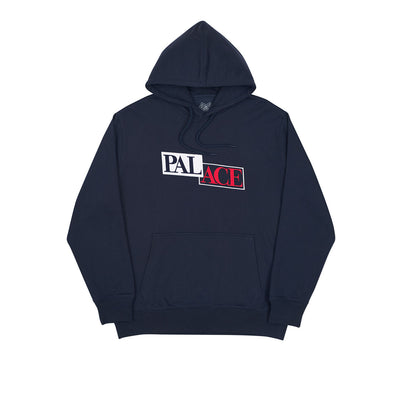 LOVELY HOOD NAVY