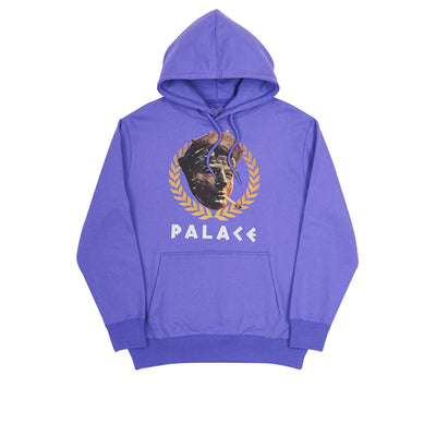 PEASER HOOD PURPLE