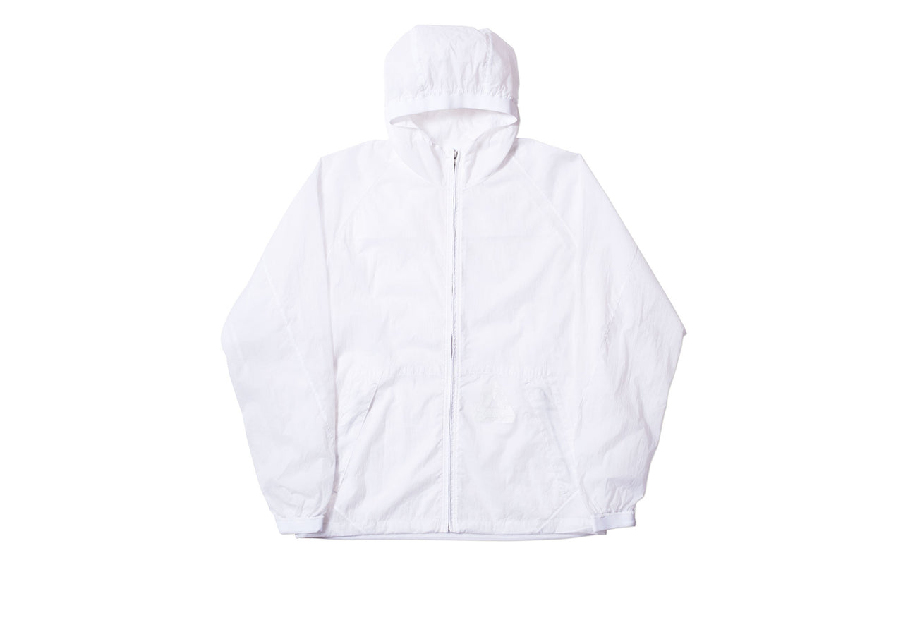 ZOLLAR JACKET ICE WHITE