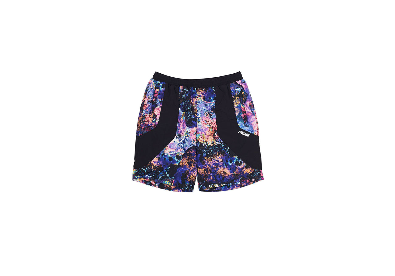 IMENTS SHELL SHORTS WILD ROCK / BLACK