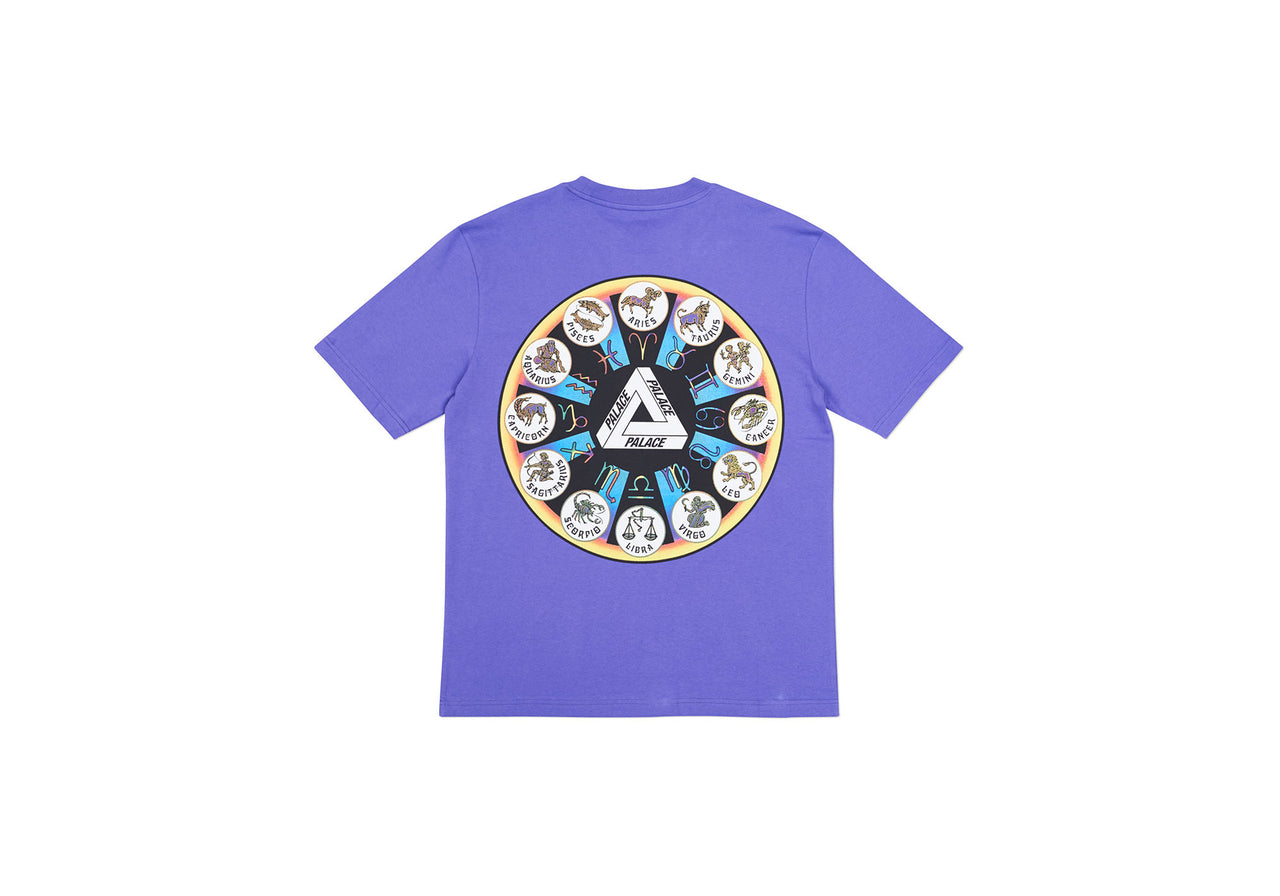 ZODIGAC T-SHIRT PURPLE