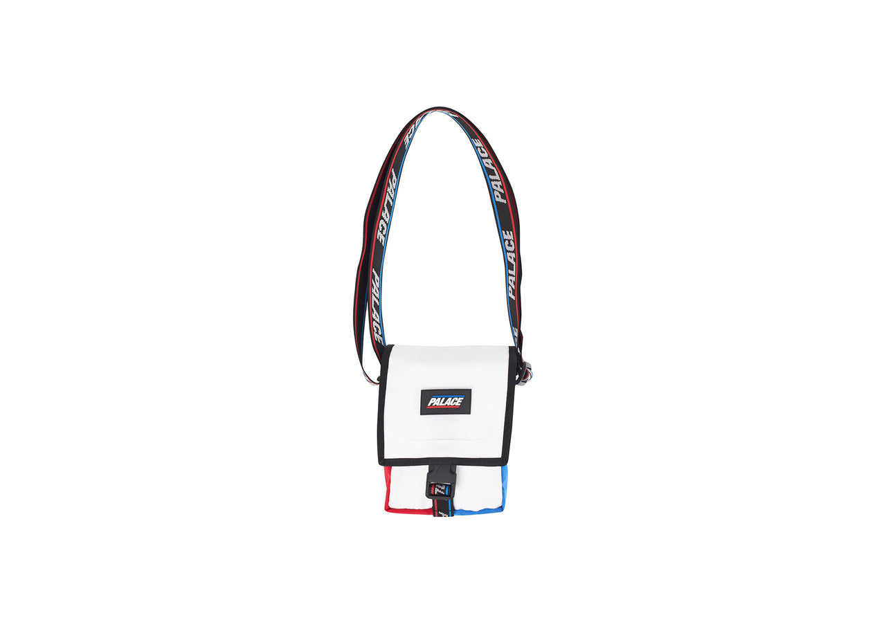 GENIUS SHOT BAG WHITE