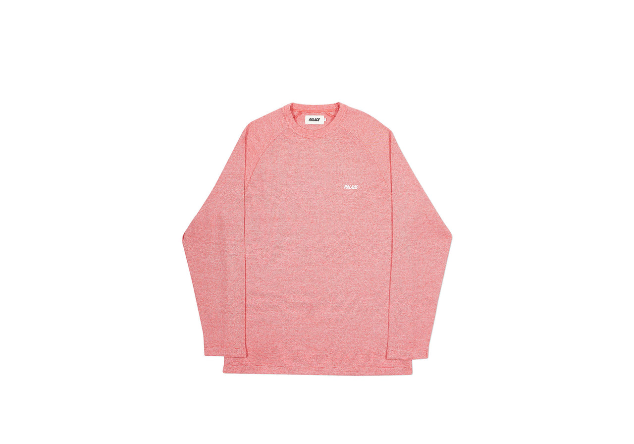 J-ARD LONGSLEEVE TOP RED