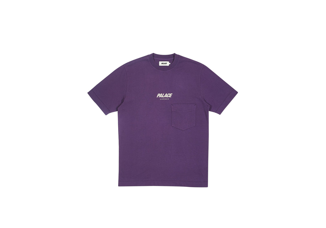 HAM T-SHIRT PURPLE