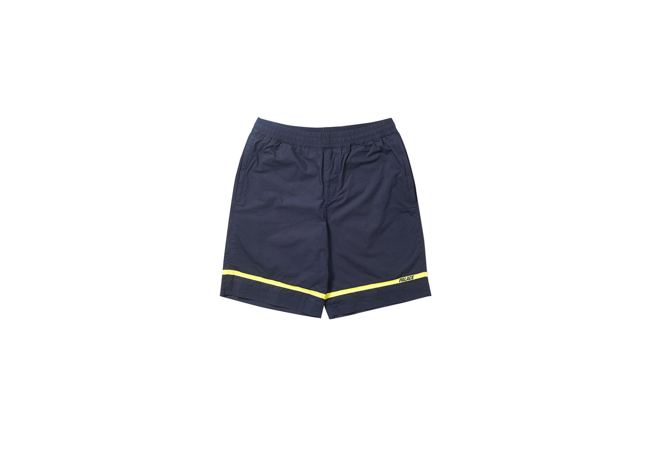 P-LINE COTTON SHORT DARK NAVY