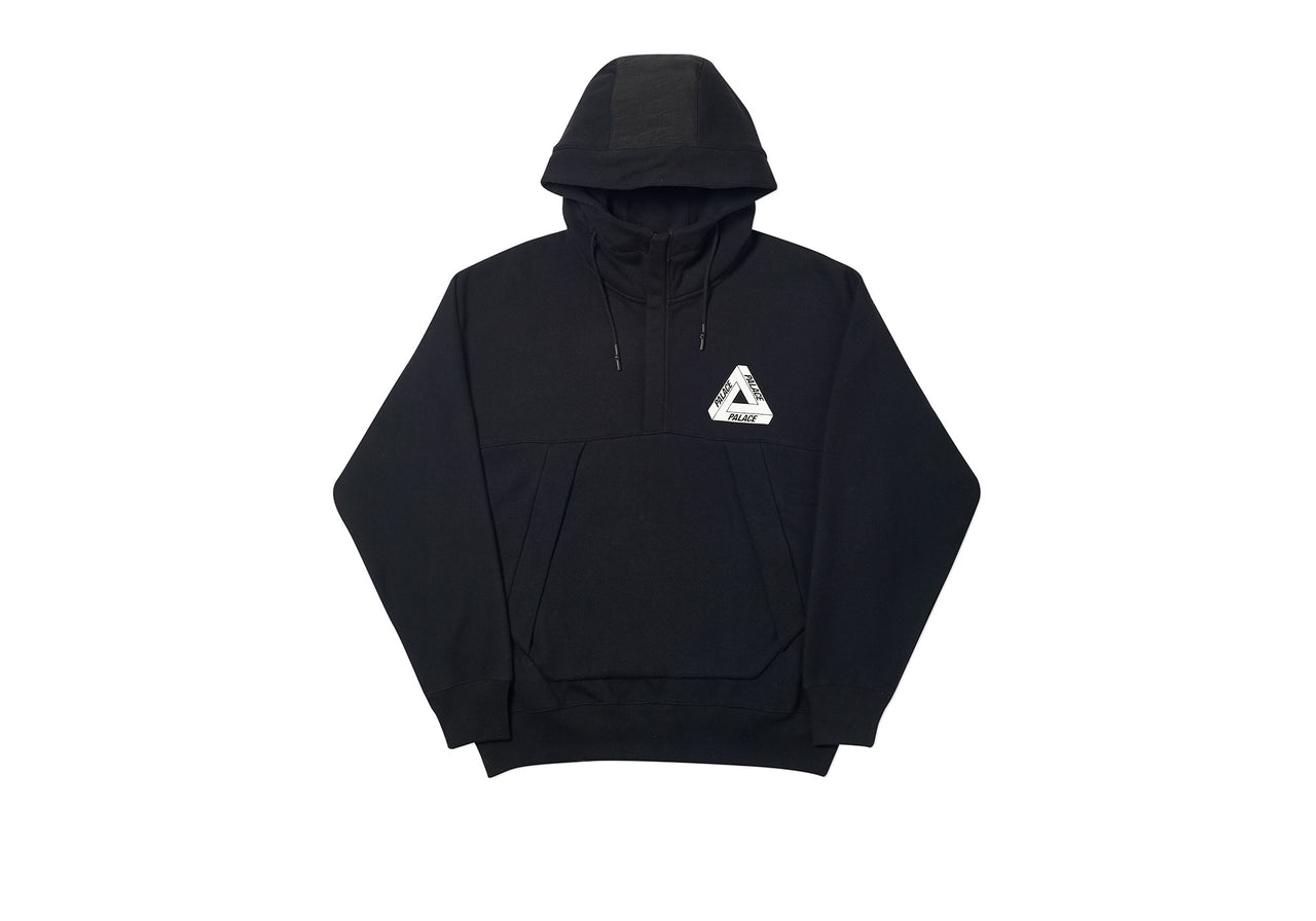 SMOCKER SWEAT BLACK