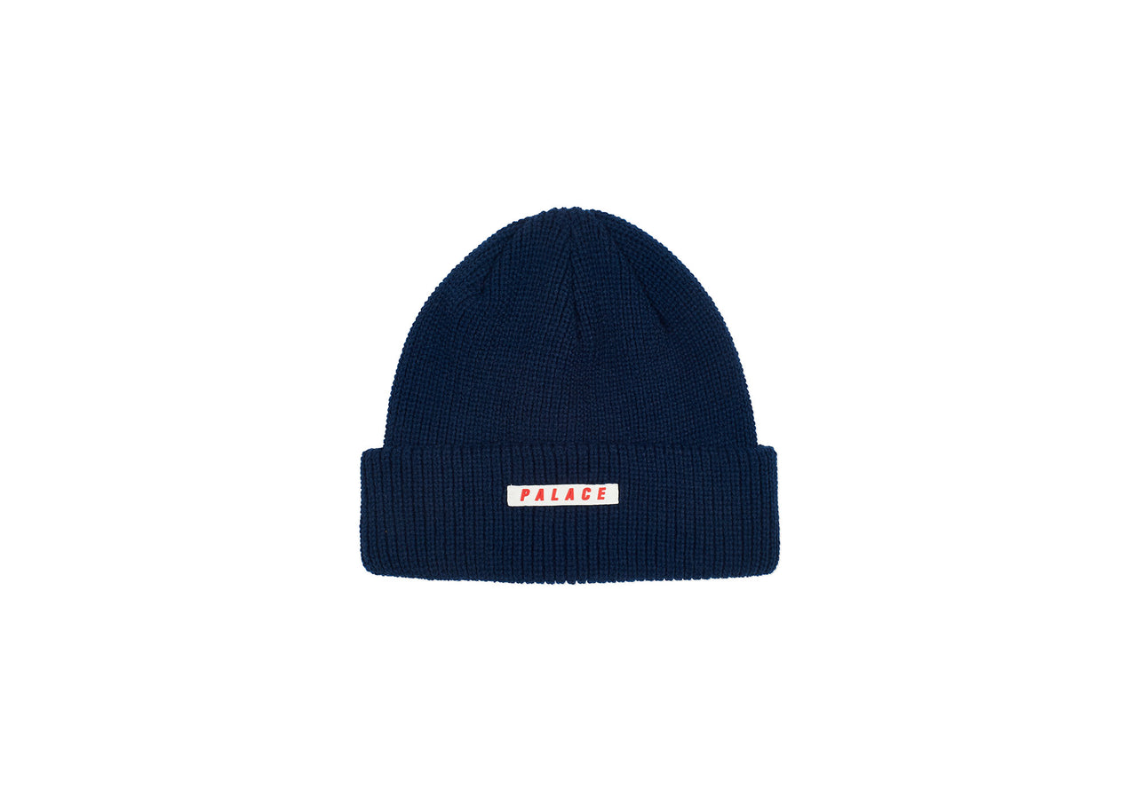 SPACED BEANIE NAVY
