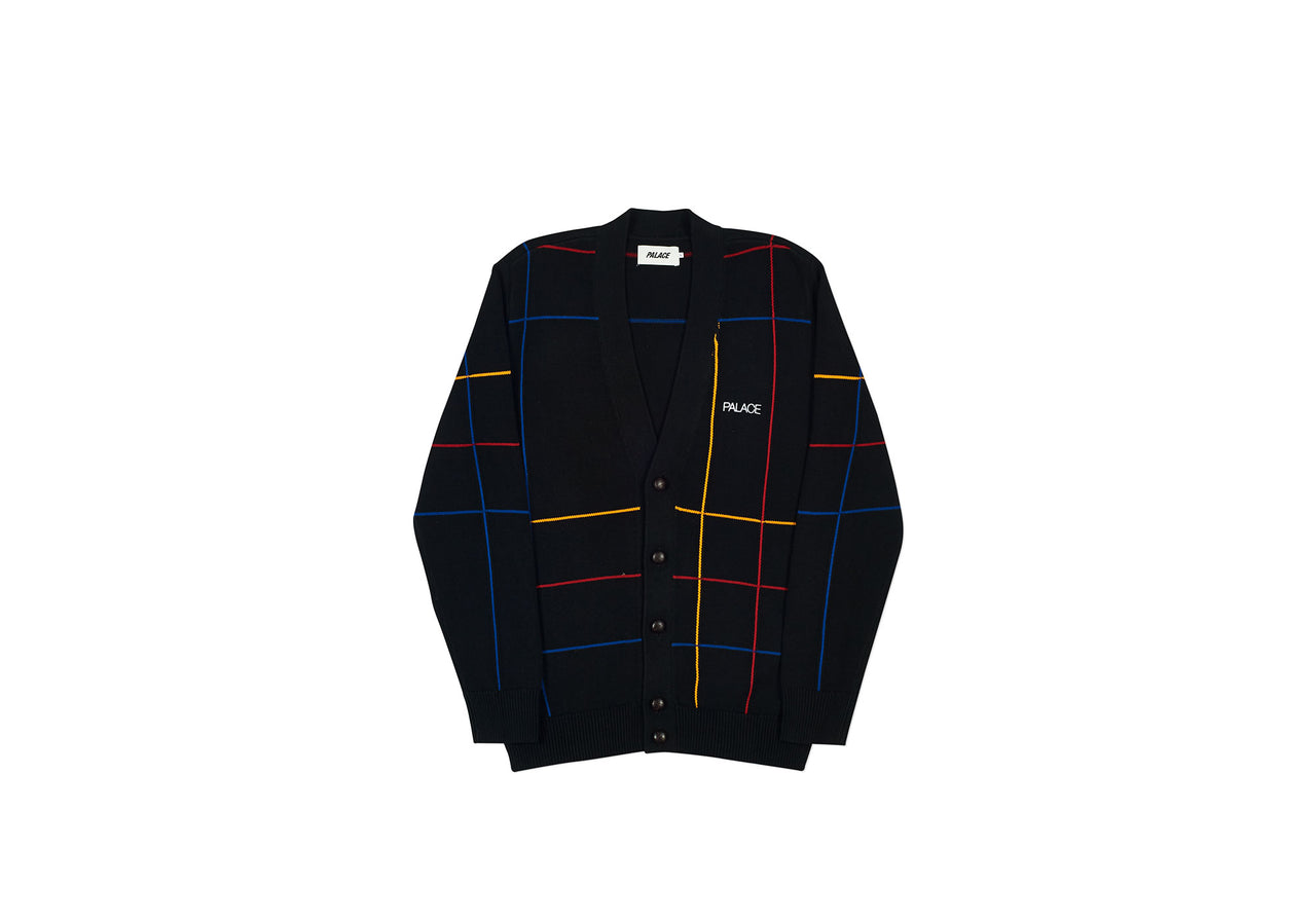 GRAMP TING CARDIGAN BLACK