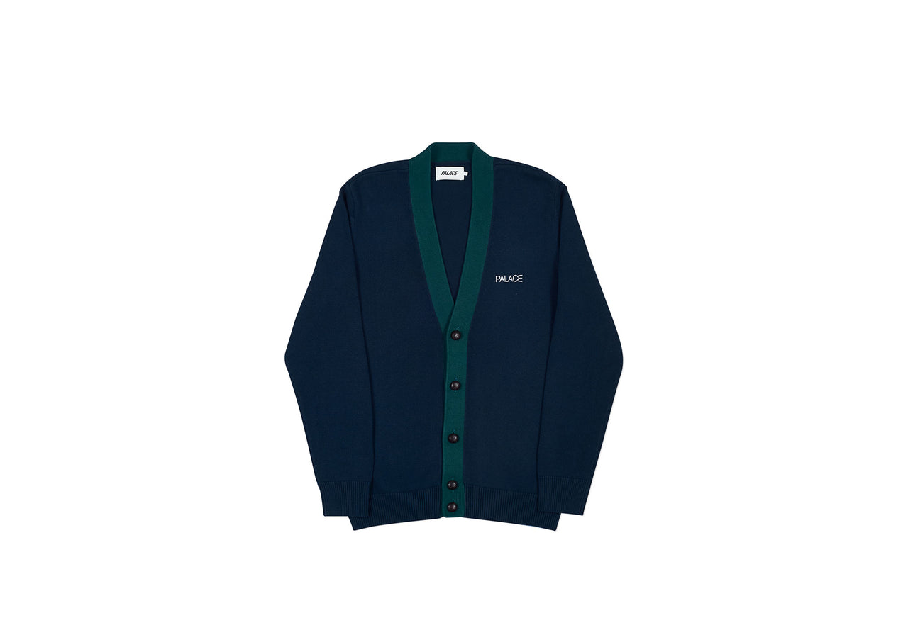 GRAMP TING CARDIGAN NAVY