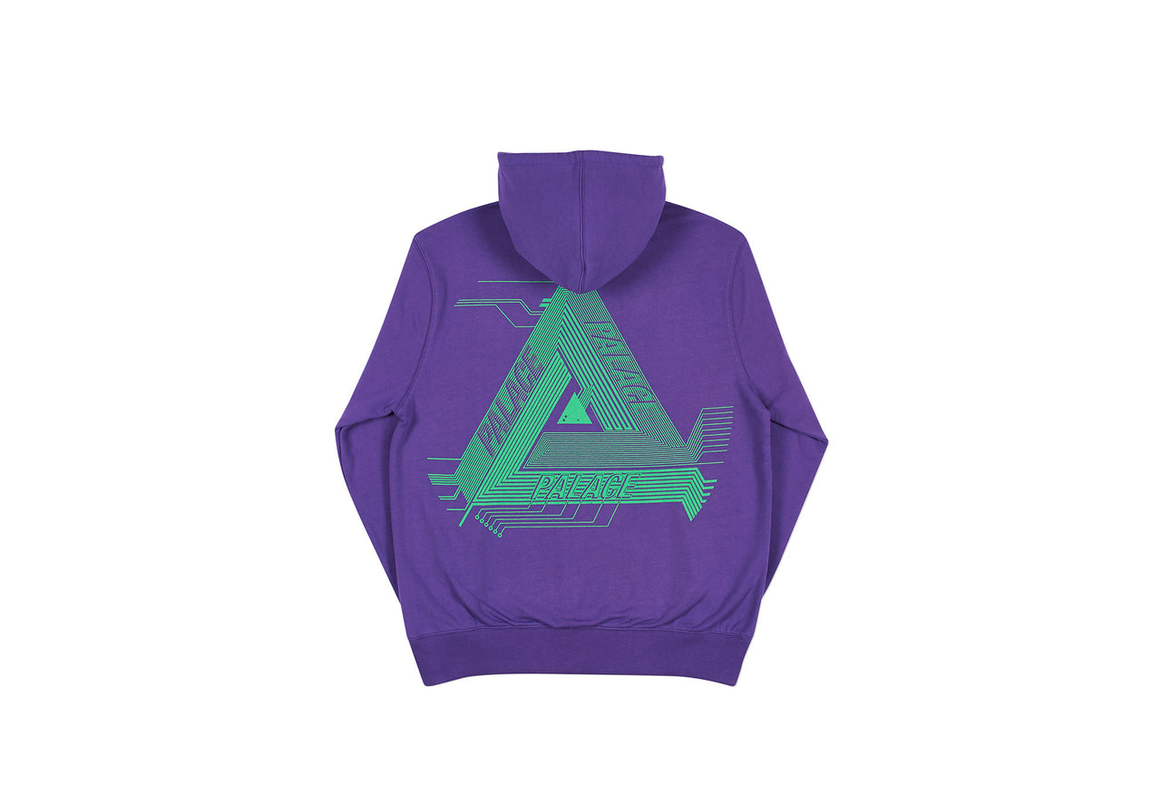 SURKIT HOOD PURPLE