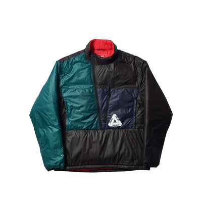 P-TEX PERTEX LINER BLACK / GREEN / NAVY