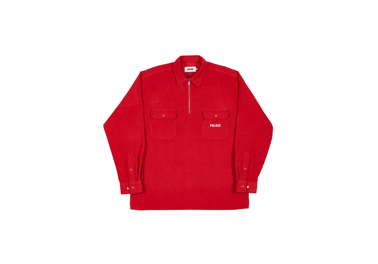 ROY SHIRT RED