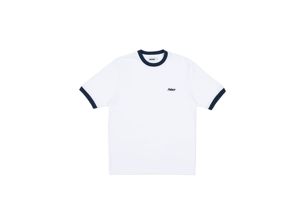 HEAVY RINGER T-SHIRT WHITE