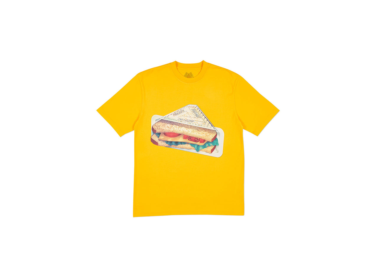 PLOW MANS T-SHIRT CITRUS YELLOW