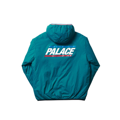 P LINER JACKET DEEP LAKE