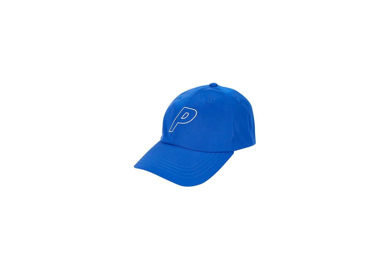 STRETCH YOUR SHELL P 6-PANEL BLUE