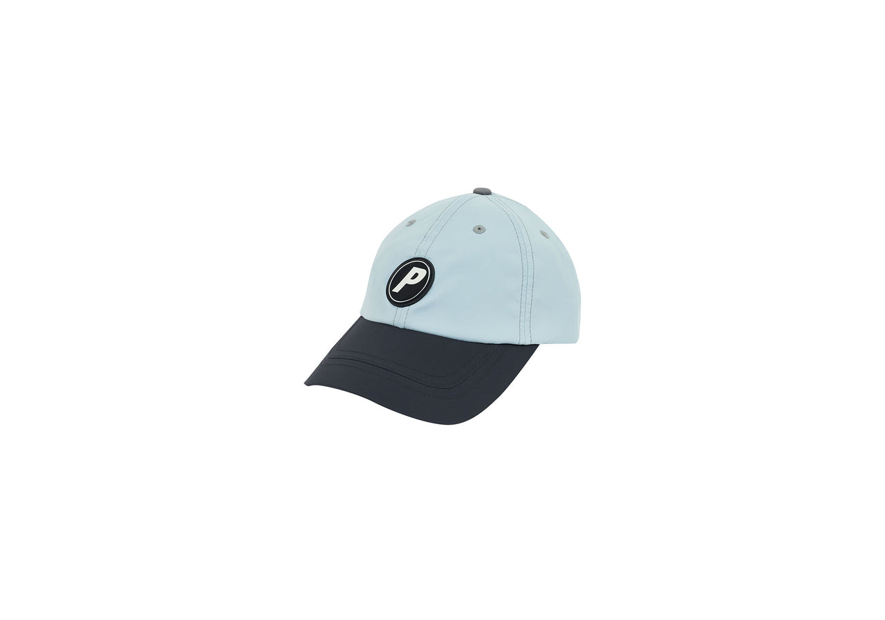 CIRCLE SHELL 6-PANEL GREY / BLACK
