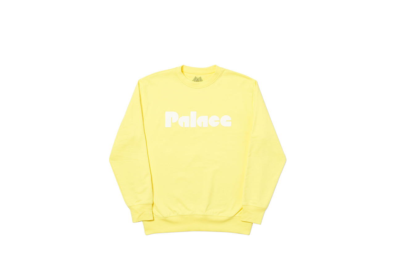 ACE CREW LIGHT YELLOW