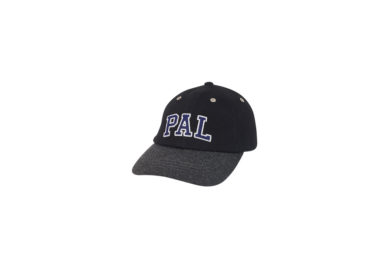 PAL-ACE WOOL 6-PANEL BLACK