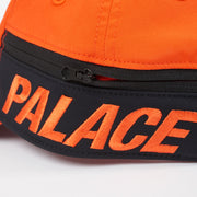 POCKET SHELL 6-PANEL ORANGE