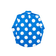 DOTS SHIRT BLUE