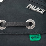 PALACE KICKERS MOCCASIN BLACK