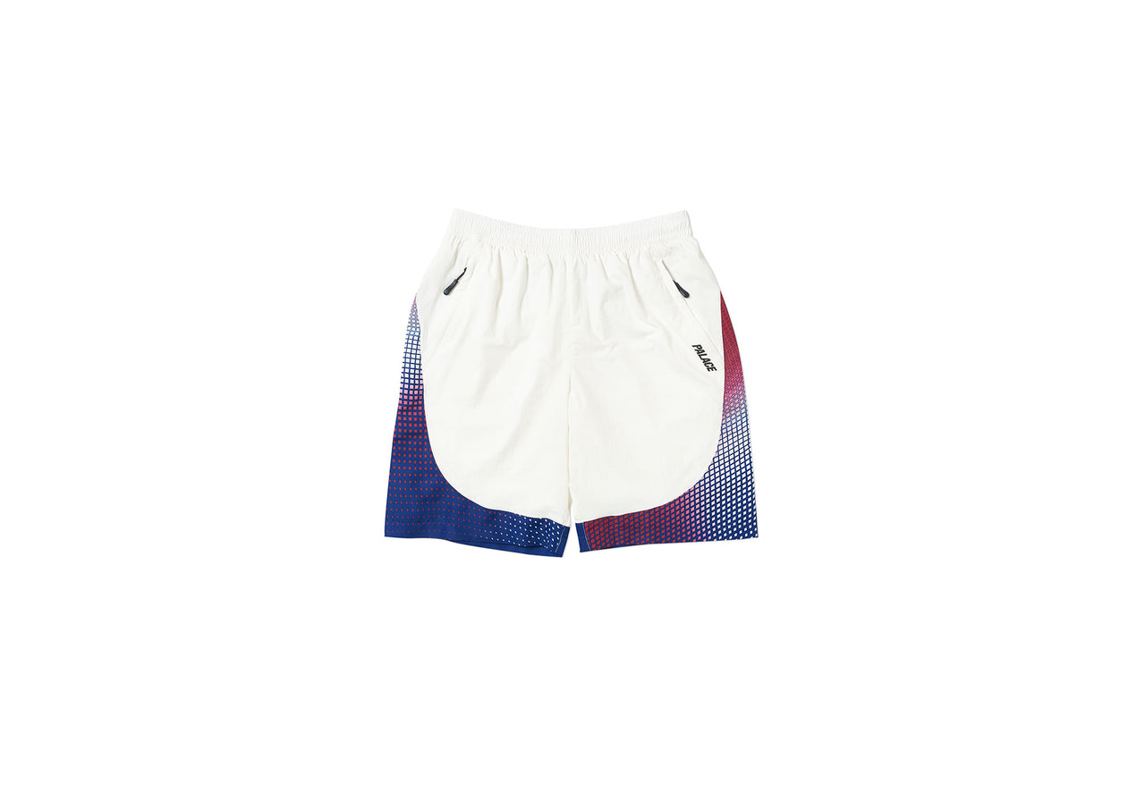 FAMO SHELL SHORTS WHITE