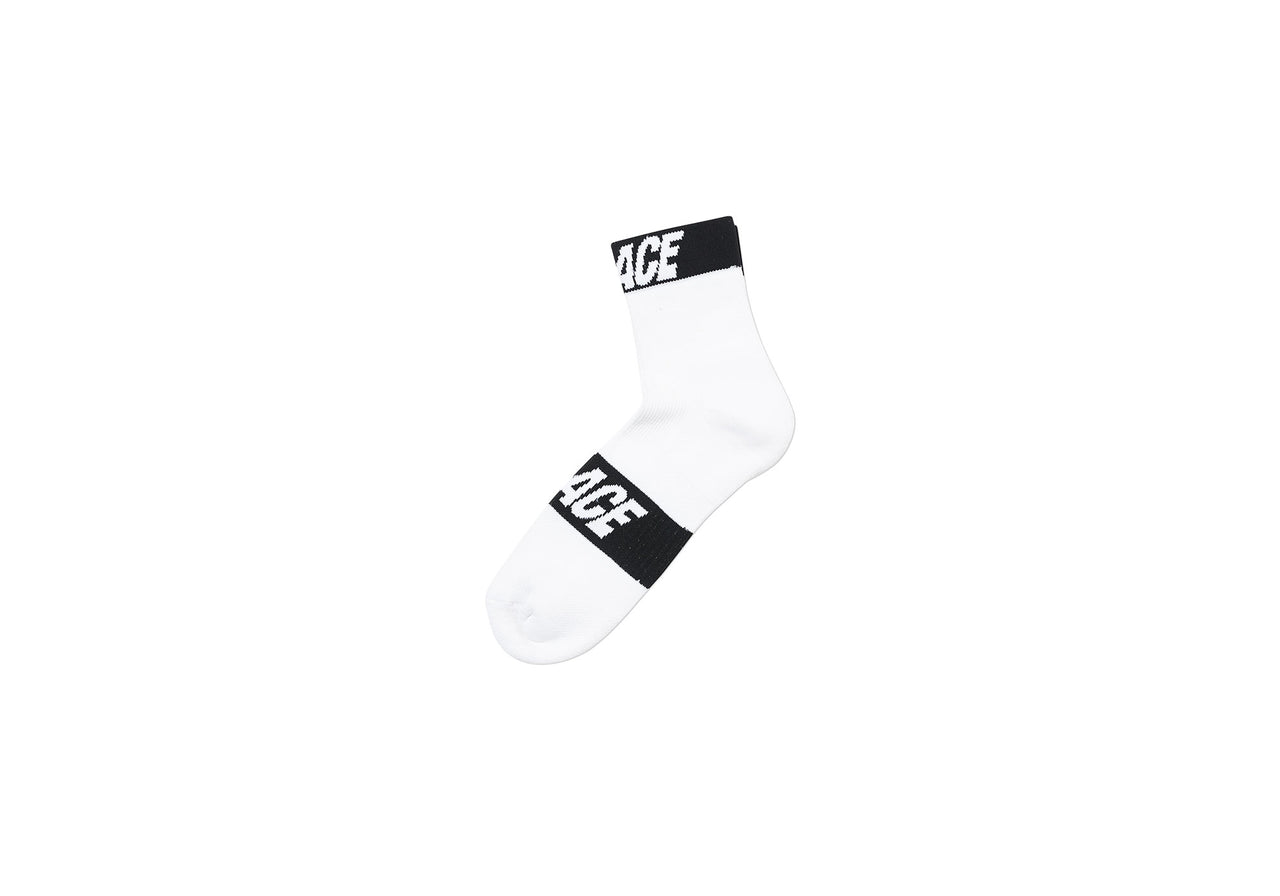 P TECH SOCK WHITE