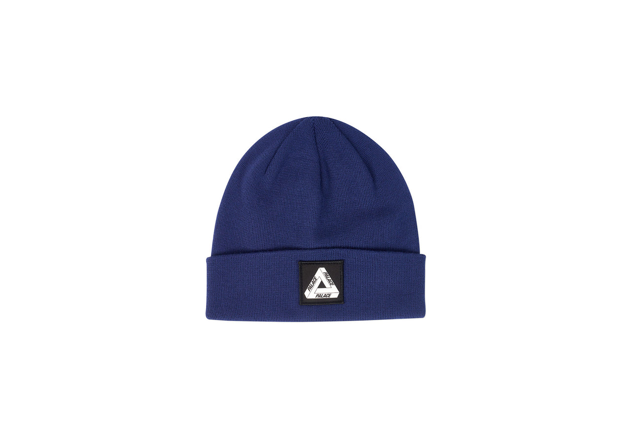 PATCH BEANIE NAVY