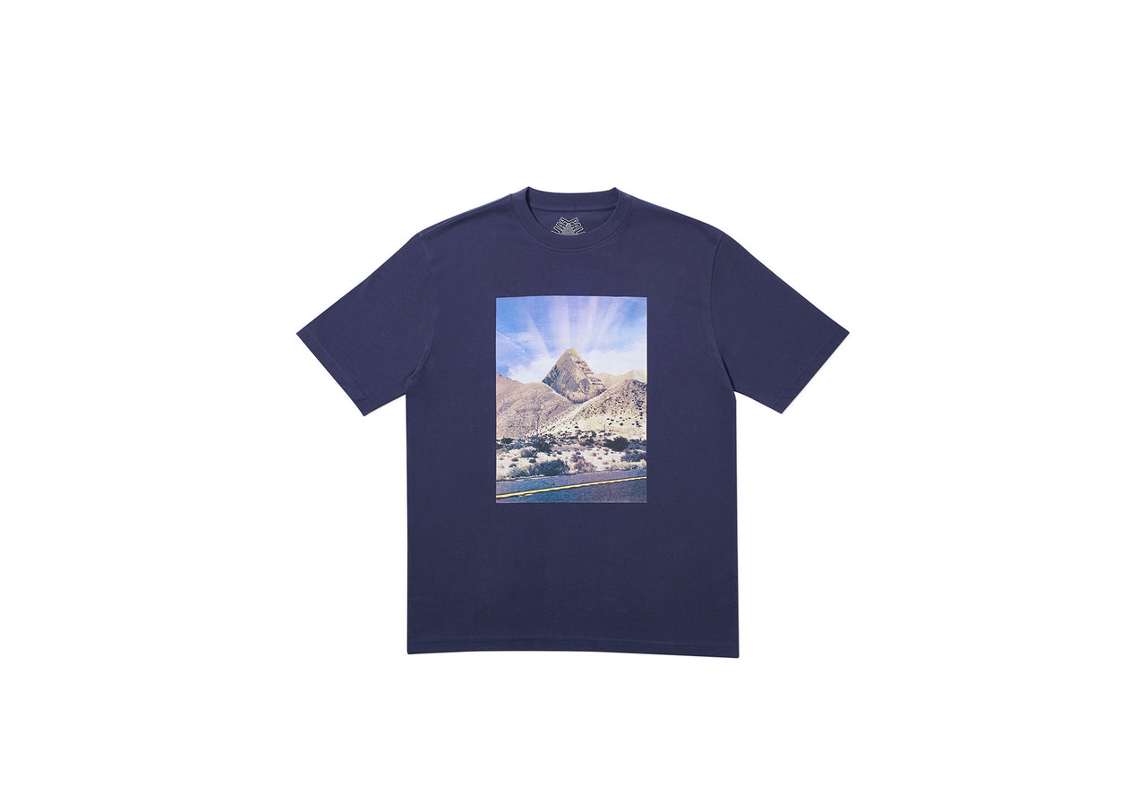P-SPRANG T-SHIRT NAVY