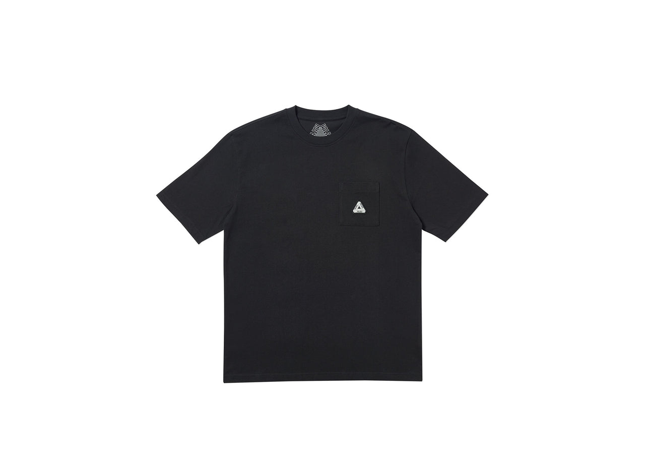 SOFAR POCKET T-SHIRT BLACK