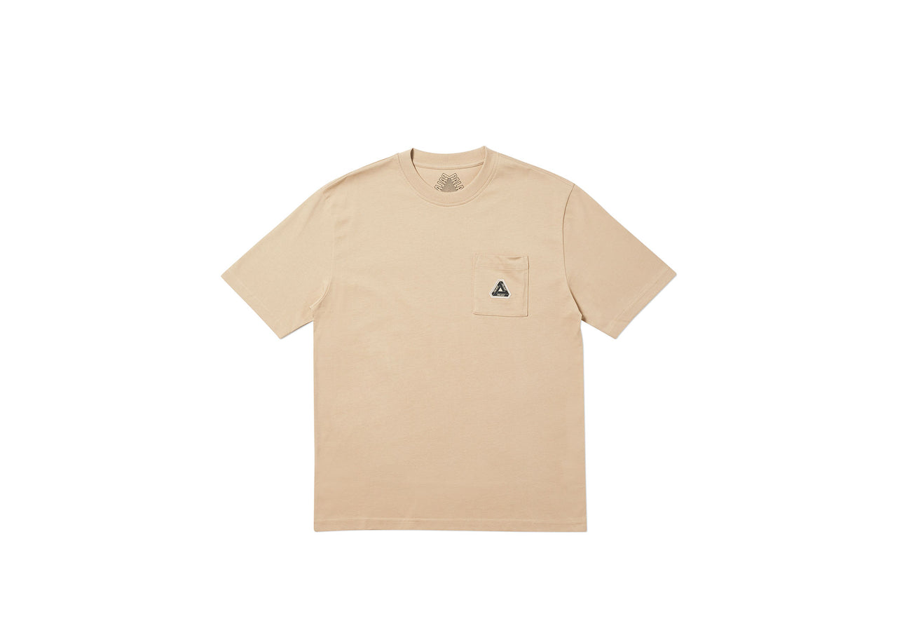 SOFAR POCKET T-SHIRT SESAME