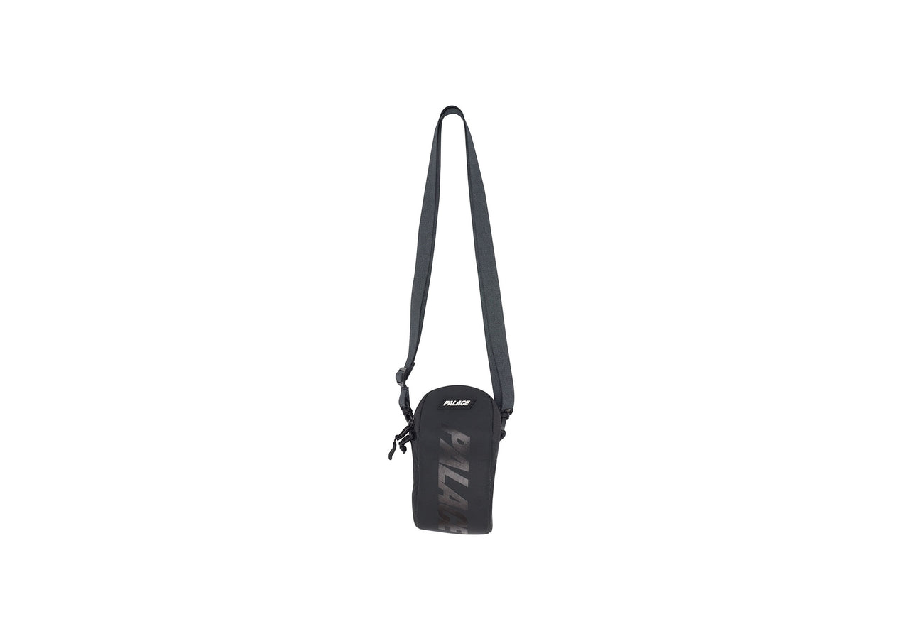 DEFLECTO SLING SACK BLACK REFLECTIVE