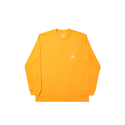 SOFAR POCKET LONGSLEEVE ORANGE c3de7e184