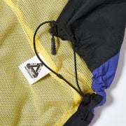 WAVE RUNNER SHELL TOP YELLOW / BLUE / BLACK