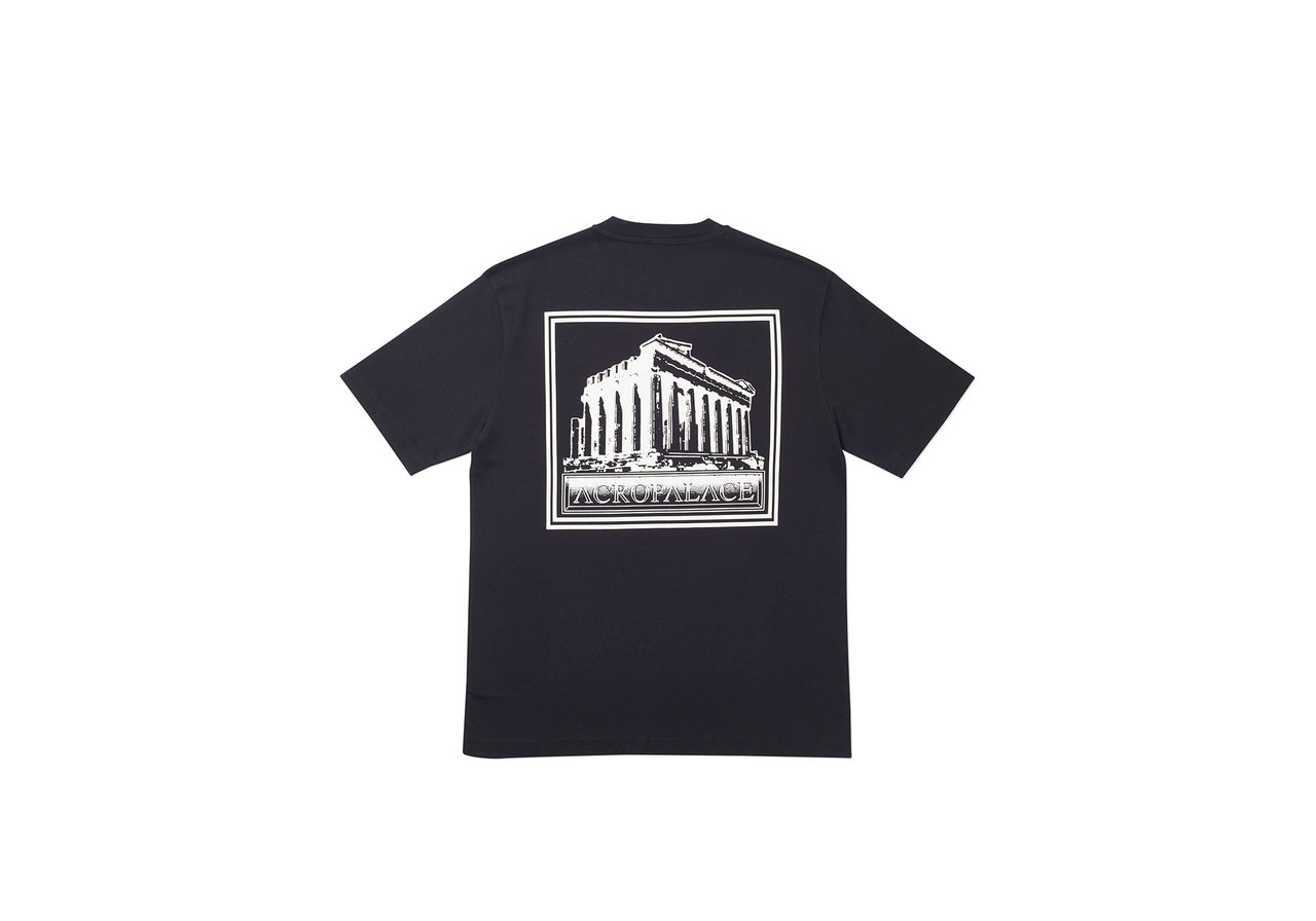 ACROPALACE T-SHIRT BLACK