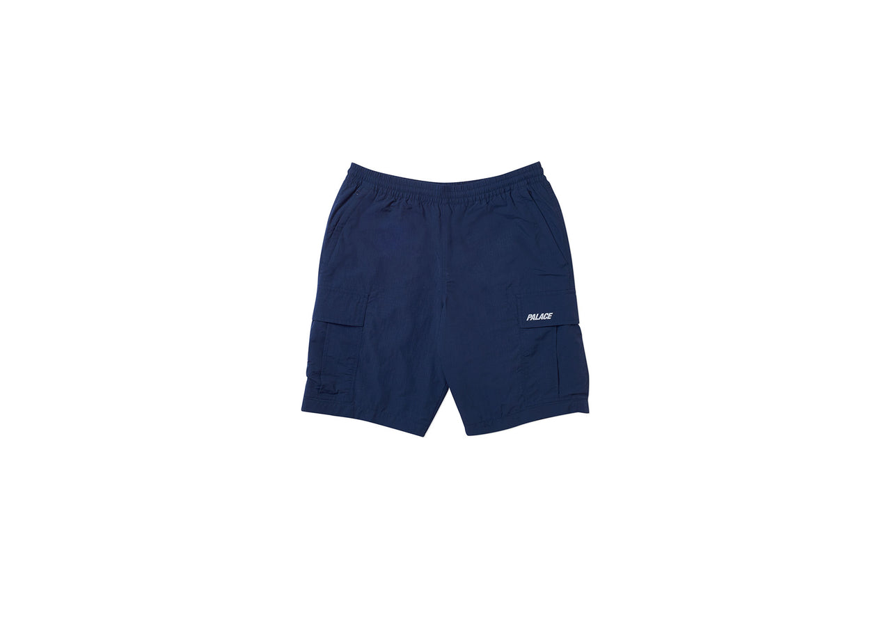 SHELL CARGO SHORTS NAVY