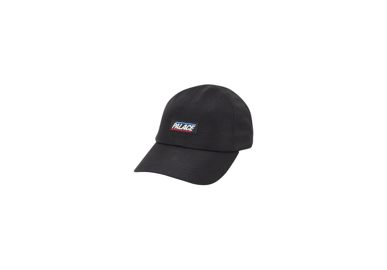 WARM TING FLEECE 6-PANEL BLACK